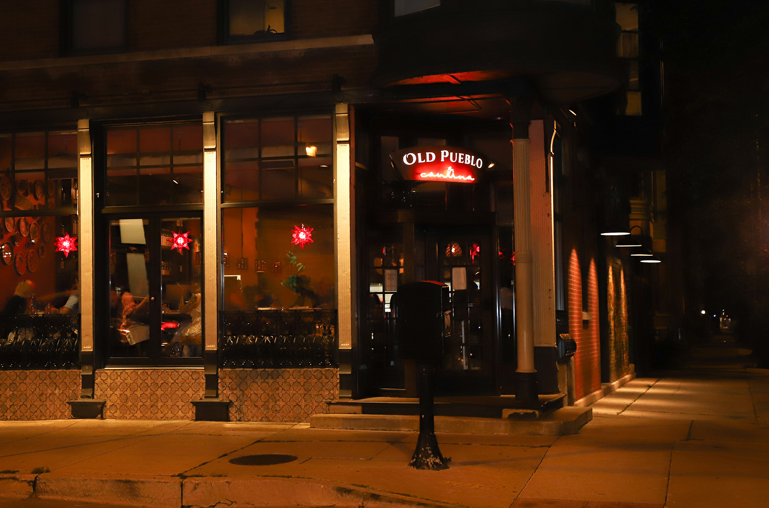Old Pueblo Cantina Chicago